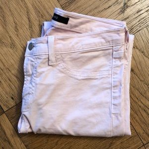 Almost New J Brand Pink Jeans